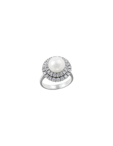 Δαχτυλίδι με Μαργαριτάρι