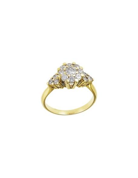 Δαχτυλίδι με Δαμάντια