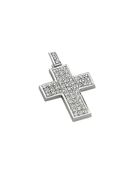 Σταυρός με διαμάντια
