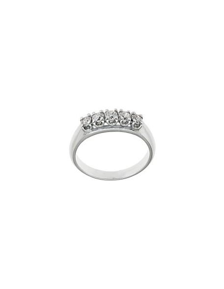 Δαχτυλίδι Σειρέ με Διαμάντια